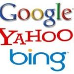 Google,Yahoo,Bing